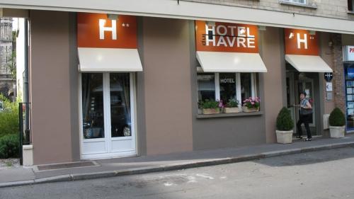 Autour de l'Hôtel du Havre