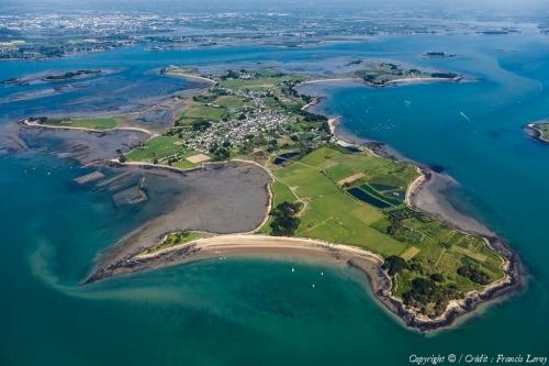 L'Île d'Arz et l'île aux Moines, Morbihan