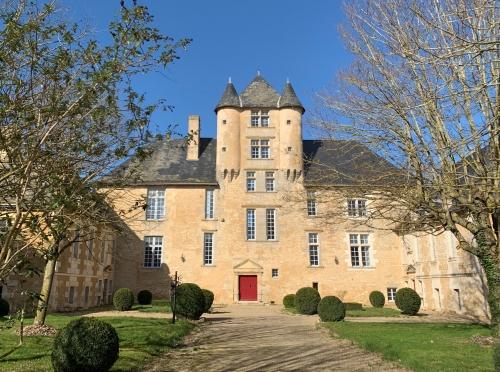 Autour du Château d'Avanton !