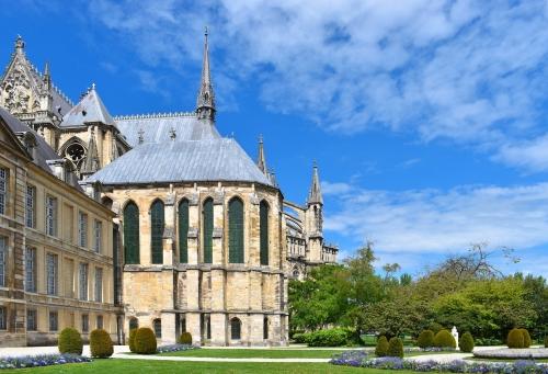 Un séjour d'hiver à Reims