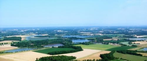 Villars-les-Dombes et sa périphérie