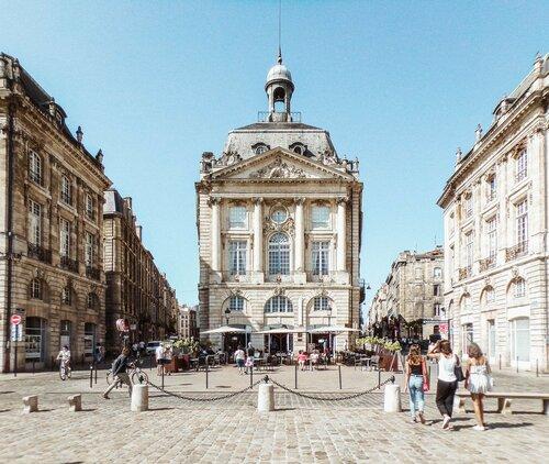 Visite de Bordeaux, la Belle Endormie