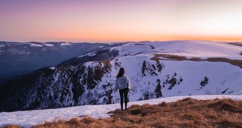 Au coeur du massif des Vosges