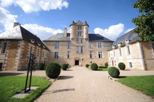 Guide d'Accueil au château d'Avanton