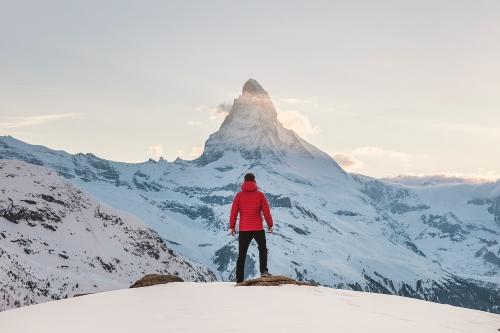 Zermatt, célèbre station Suisse