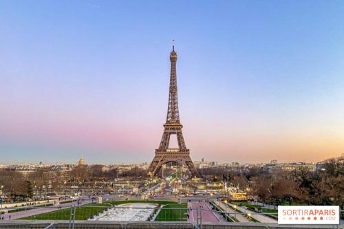 Paris aux beaux jours