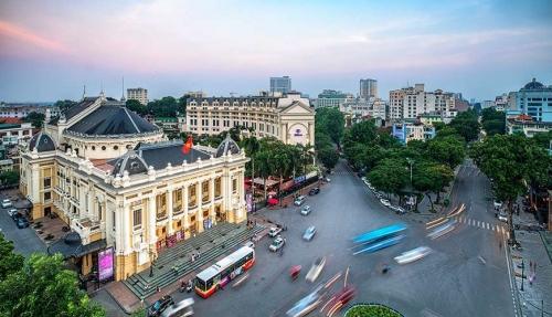 7 days à Hanoi, Vietnam