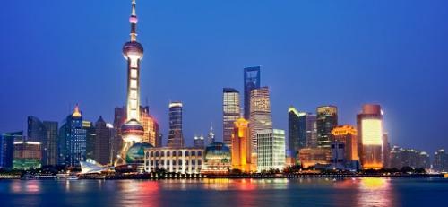 Shanghai - le cœur de la Chine
