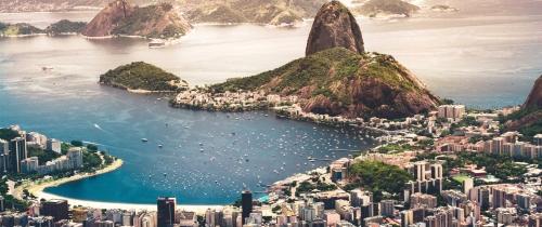 Brazil - un endroit fantastique