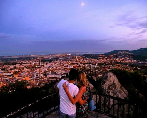 Séjour en amoureux à Nice