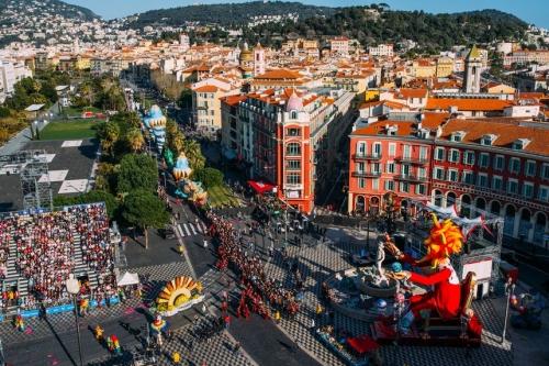 Une semaine à Nice Côte d'Azur