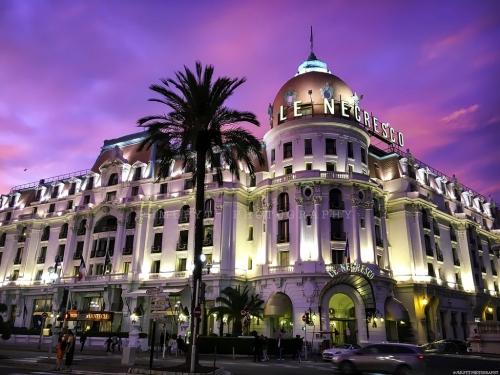 Séjour de luxe sur la Côte d'Azur