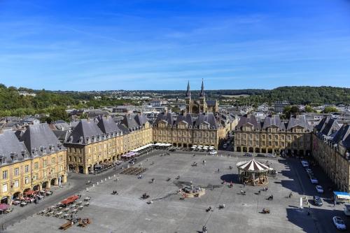 Le TOP 10 de Charleville et sa région selon Benoît Dumortier