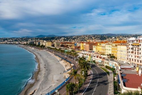 Un court séjour à Nice en famille