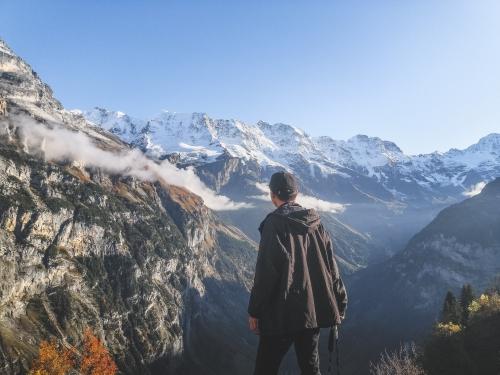 Au coeur de Interlaken et Lauterbrunnen
