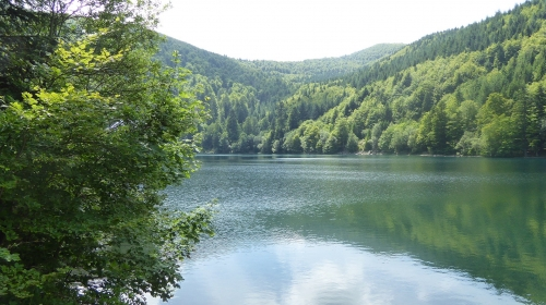 Que faire au Lac de Kruth ?