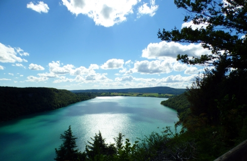 Journée au Lac de Chalain