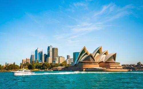 Splendeurs de l'Australie