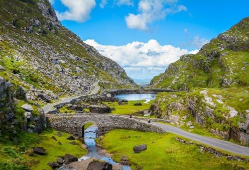 Sur la route: Irlande