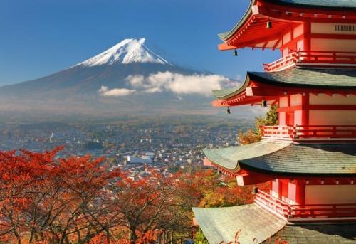 Grands sites du Japon