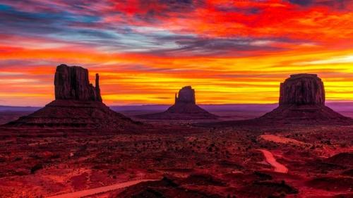 De Grand Canyon à Monument Valley