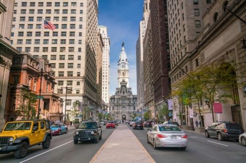 Escapade à Philadelphie