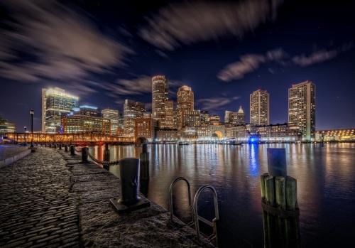 Escapade à Boston