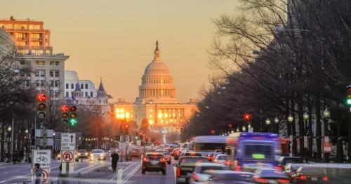 Escapade à Washington