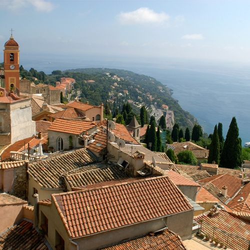 Découvrez Roquebrune-Cap-Martin et ses alentours !