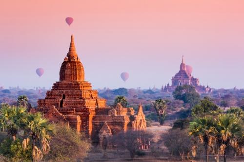 Traversée de la Birmanie, de Mandalay à Rangoon