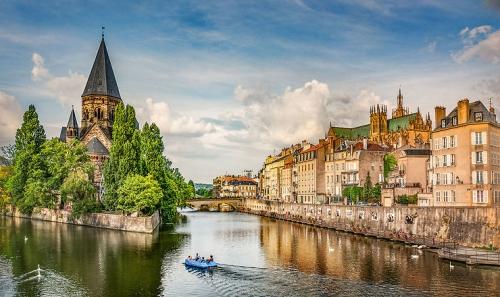 Visitez Metz en famille !