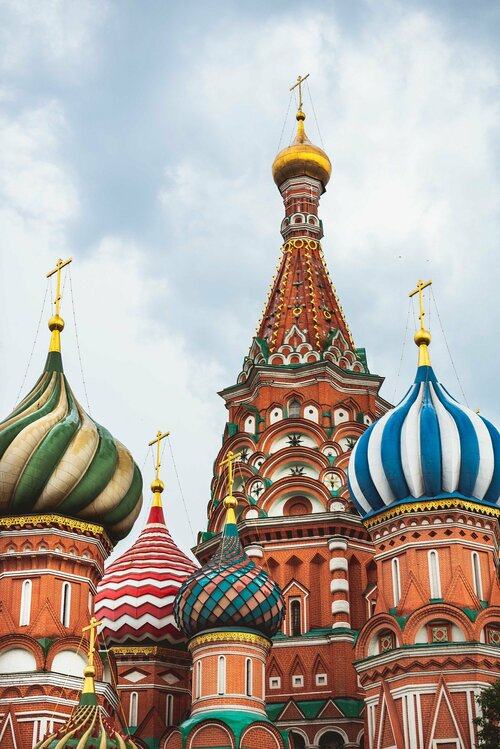 Découvrez la somptueuse ville de Moscou !