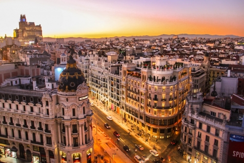 Découvrez Madrid !