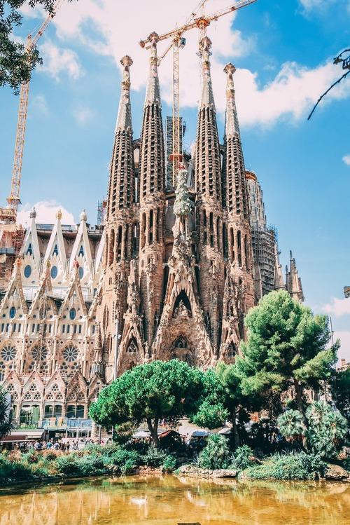 Barcelone en famille ou entre amis !