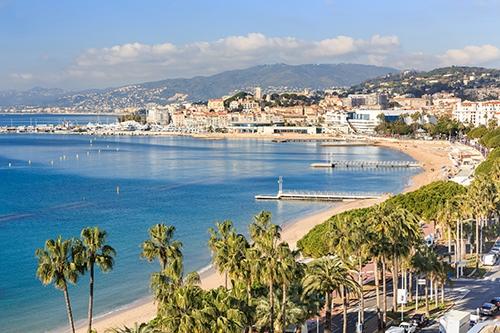 Un séjour de luxe à Cannes