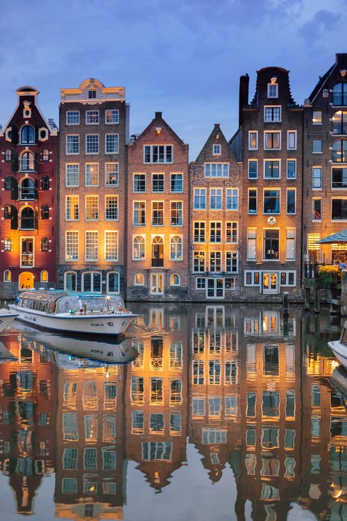 Visiter Amsterdam en automne !
