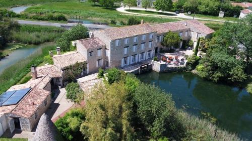Autour du Moulin de Châlons
