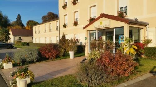 Autour de l'Hôtel Logis entre Beauce et Perche