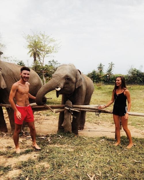 Thaïlande : le voyage d'Elisa & William