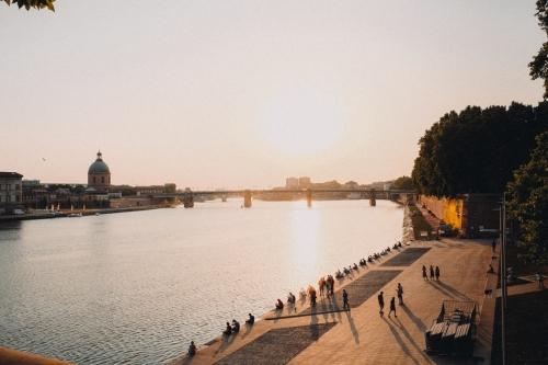 Découvrez Toulouse, la ville rose !