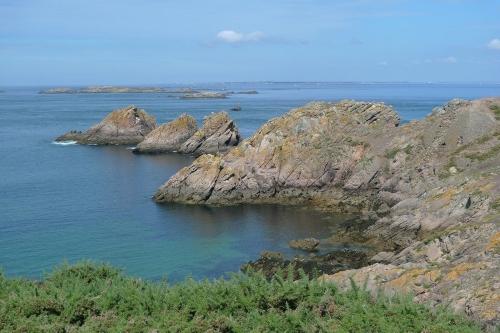 Farniente dans le Golfe du Morbihan !