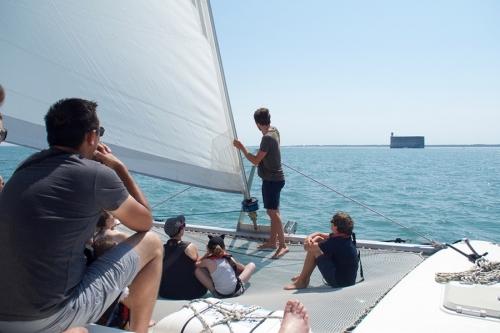 Rochefort Océan par la mer !