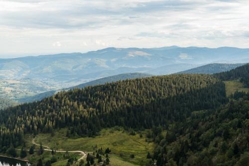 La Bresse, entre lacs et sommets