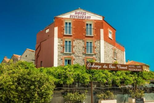 Autour de l'hôtel Auberge du Bon Vivant